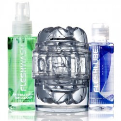FLESHLIGHT QUICKSHOT VANTAGE COMBO PACK