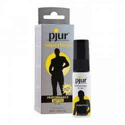 PJUR SUPERHERO SPRAY 20ML