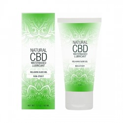 NATURAL CBD LUBRICANTE BASE AGUA 50 ML