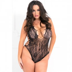 BODYSUIT SEXY BODY ESCOLTE NEGRO