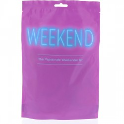 THE PASSIONATE WEEKEND KIT