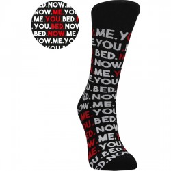 CALCETINES YOU ME BED NOW