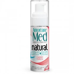AMOREANE MEDICAL LUBRICANTE BASE AGUA CON FITOPLANCTON 50ML CEREZA