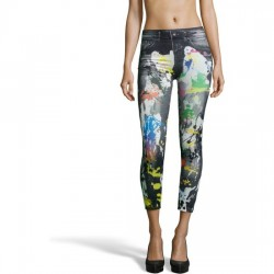 INTIMAX PATTERN LEGGINS