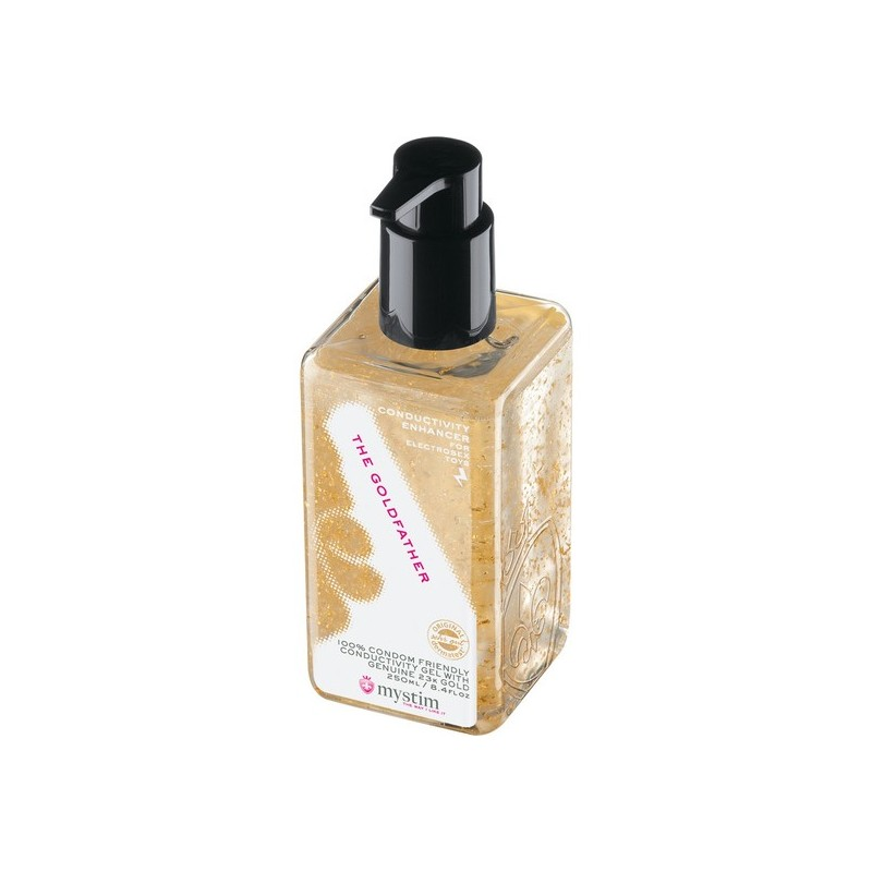 THE GOLDFATHER GEL CONDUCTOR Y LUBRICANTE