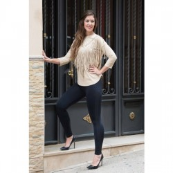 LEGGINS BANDA LATERAL SiMIL PIEL IBIZA