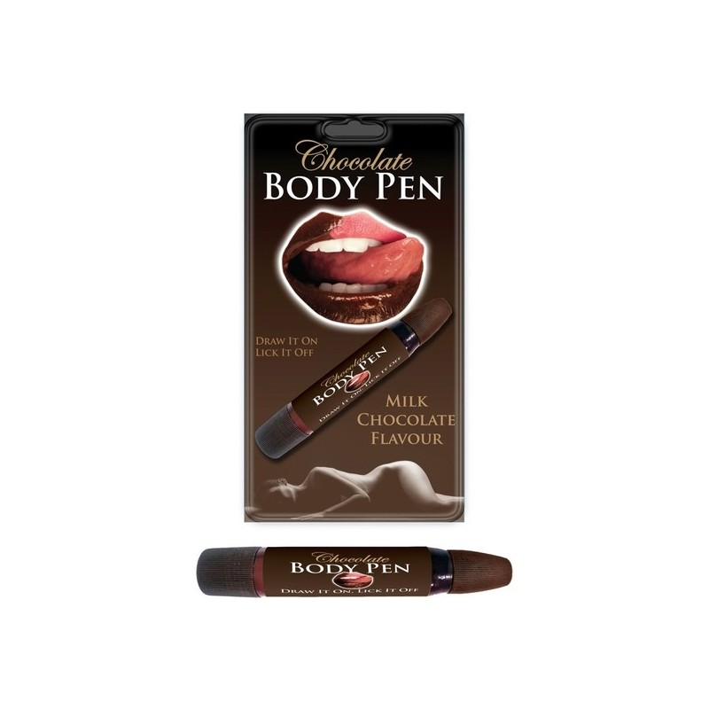 BODY PEN DE CHOCOLATE