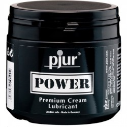 PJUR POWER CREMA LUBRICANTE PERSONAL 500 ML
