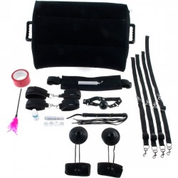 FETISH FANTASY BOLSO KIT DE BONDAGE