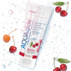 AQUAGLIDE LUBRICANTE SABOR CEREZA 100 ML