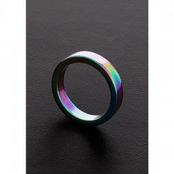 ANILLO PLANO ARCOIRIS 8X55MM