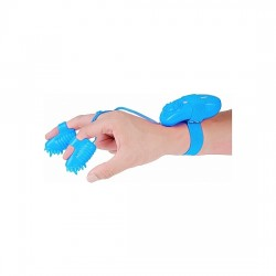MAGIC TOUCH FINGER FUN ESTIMULADOR DEDAL AZUL