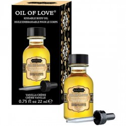 OIL OF LOVE VAINILLA 22ML