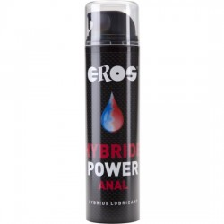 EROS HYBRIDE POWER LUBRICANTE ANAL 200ML