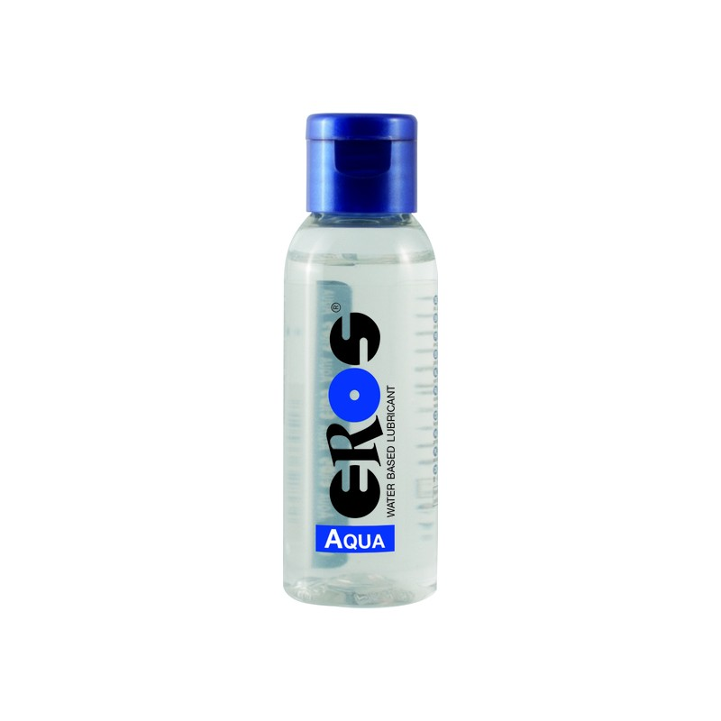 EROS AQUA WATER BASED LUBRICANT FLASCHE 50 ML