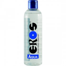 EROS AQUA WATER BASED LUBRICANT FLASCHE 250 ML
