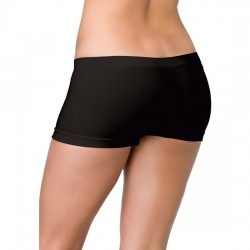 LEG AVENUE BRAGUITA SHORT DE COLOR NEGRO