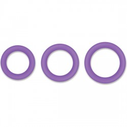 HALO 50MM KIT DE ANILLOS MORADO