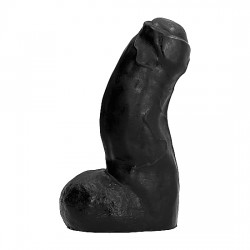 ALL BLACK PENE REALiSTICO 17CM