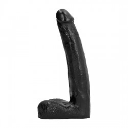 ALL BLACK PENE REALiSTICO 21CM