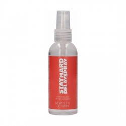 STAY HARD SPRAY RETARDANTE 80ML