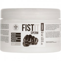 FIST IT SPERM LUBRICANTE ANAL 500ML
