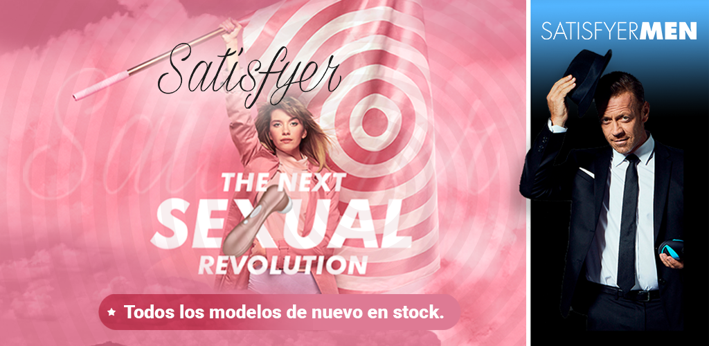 Satisfyer juguetes eroticos